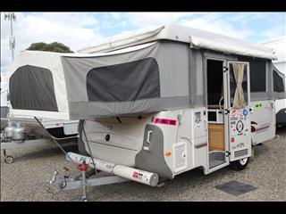 2007 Coromal Silhouette 421 Camper Trailer