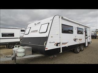 2011 Golden Eagle Eureka with full ensuite