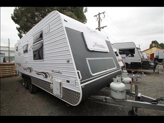 2010 Golden Eagle Eureka W/Full Ensuite, Shower & Toilet