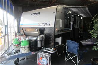 "2015 Roma Razor Back Full Offroad 19'x7'8"" - Brand new demo model,  1 only!"