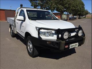 2013 HOLDEN COLORADO LX (4x4) RG CREW CAB P/UP