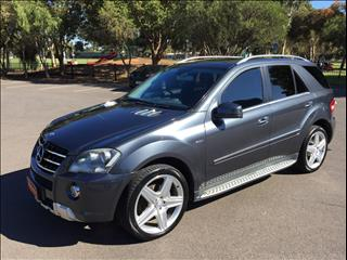 2011 MERCEDES-BENZ ML 300 CDI SPORTS LUXURY (4x4) 164 MY11 4D WAGON