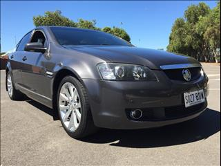2008 HOLDEN CALAIS V VE MY09 4D SEDAN