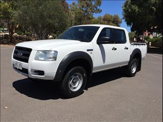 2007 FORD RANGER XL (4x2) PJ 07 UPGRADE DUAL CAB P/UP