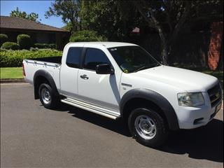 2008 FORD RANGER XL (4x2) PJ 07 UPGRADE SUPER CAB P/UP