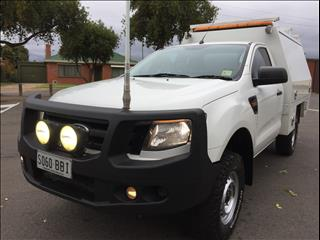 2014 FORD RANGER XL 3.2 (4x4) PX C/CHAS