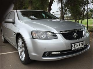 2011 HOLDEN CALAIS V VE II MY12 4D SPORTWAGON