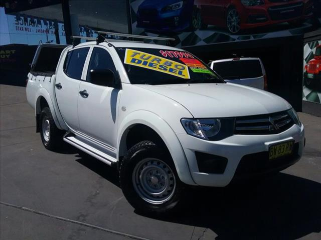 Mitsubishi triton for sale nsw