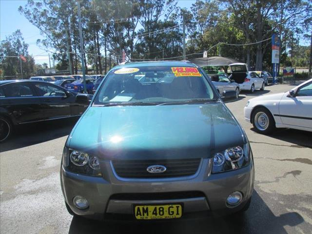 2006  FORD TERRITORY TX (4x4) SY 4D WAGON