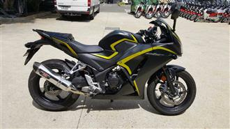 2015 HONDA CBR300R (ABS) S.E. 300CC MY15 ROAD