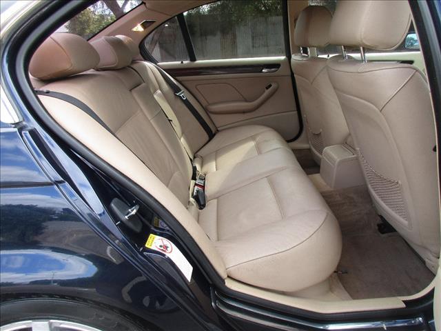 2003 BMW 3 25i E46 4D SEDAN