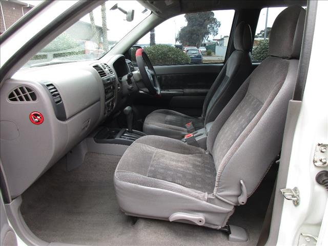 2004 HOLDEN RODEO LT (4x4) RA CREW CAB P/UP