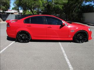 2009 HOLDEN COMMODORE SV6 VE MY09.5 4D SEDAN