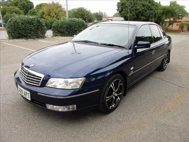 2005 HOLDEN STATESMAN V6 WL 4D SEDAN