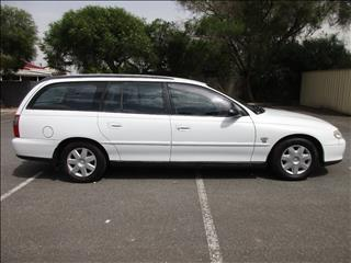 2002 HOLDEN COMMODORE ACCLAIM VXII 4D WAGON