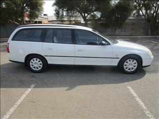 2000 HOLDEN COMMODORE EXECUTIVE VTII 4D WAGON