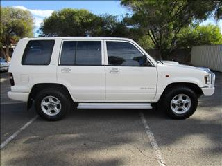 2000 HOLDEN JACKAROO OLYMPIC EDITION U8 4D WAGON