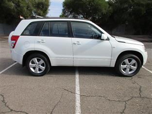 2007 SUZUKI GRAND VITARA (4x4) JT MY07 UPGRADE 4D WAGON