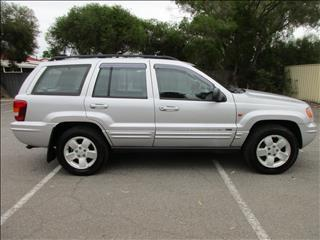 2004 JEEP GRAND CHEROKEE LIMITED (4x4) WG 4D WAGON
