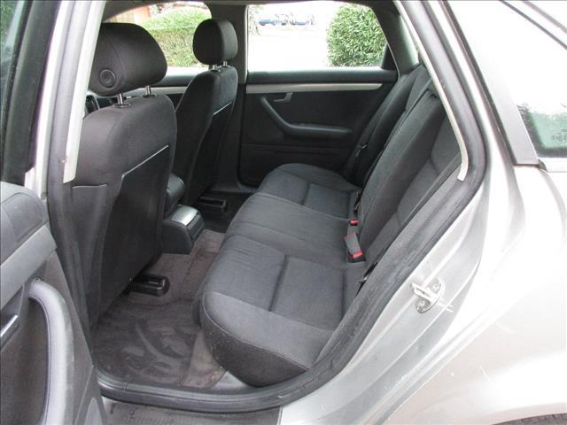 2004 AUDI A4 2.0 B6 4D SEDAN