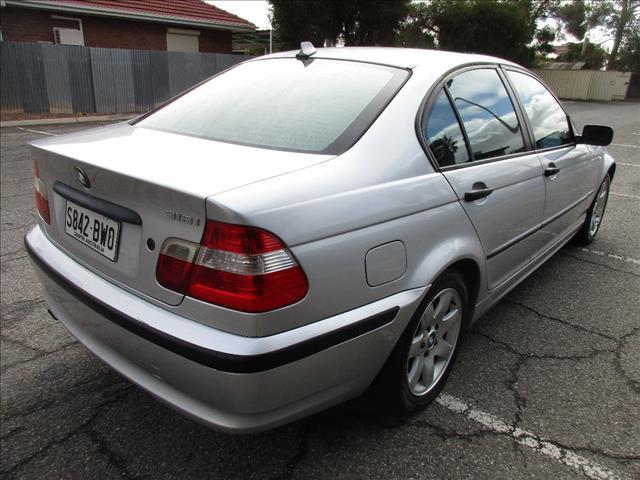 2003 BMW 3 18i E46 4D SEDAN