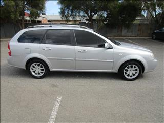 2007 HOLDEN VIVA JF MY07 4D WAGON