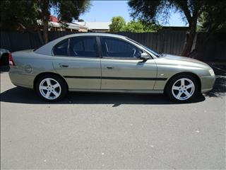 2003 HOLDEN COMMODORE ACCLAIM VYII 4D SEDAN