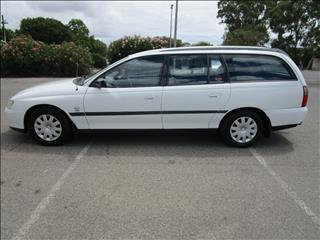 2003 HOLDEN COMMODORE EXECUTIVE VY 4D WAGON