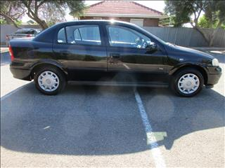 2004 HOLDEN ASTRA CITY TS 4D SEDAN