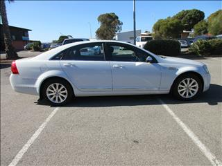 2007 HOLDEN STATESMAN V6 WM MY08 4D SEDAN