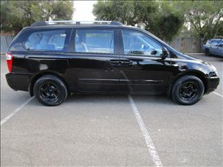 2009 KIA GRAND CARNIVAL EX LUXURY VQ 4D WAGON