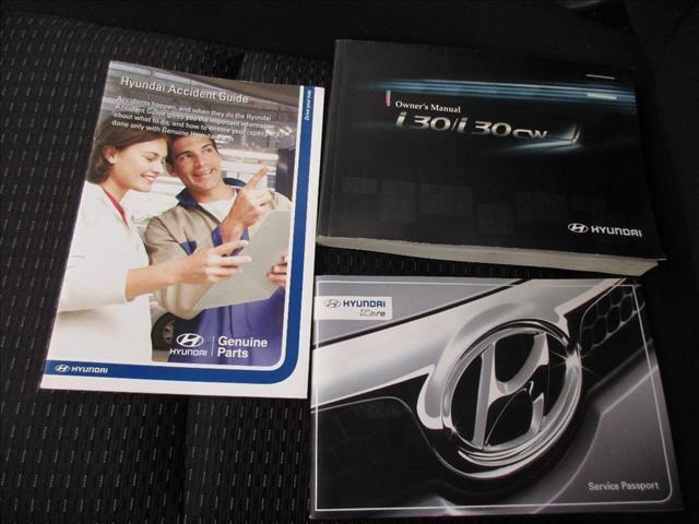 2010 HYUNDAI i30 cw SX 2.0 FD MY10 4D WAGON