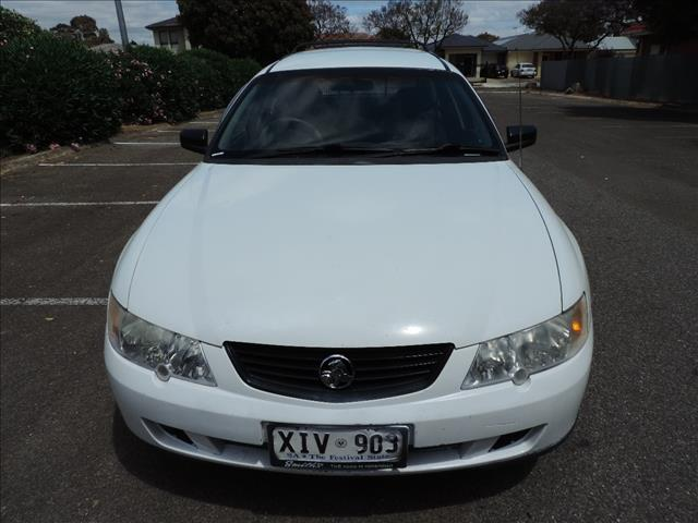 2004 HOLDEN COMMODORE EXECUTIVE VYII 4D WAGON