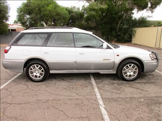 2003 SUBARU OUTBACK H6 LUXURY MY03 4D WAGON