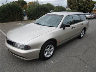 1998 MITSUBISHI MAGNA EXECUTIVE TF 4D WAGON