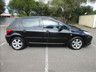 2007 PEUGEOT 307 HDi OXYGO MY06 UPGRADE 5D HATCHBACK