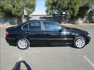 2003 BMW 3 18i EXECUTIVE E46 4D SEDAN