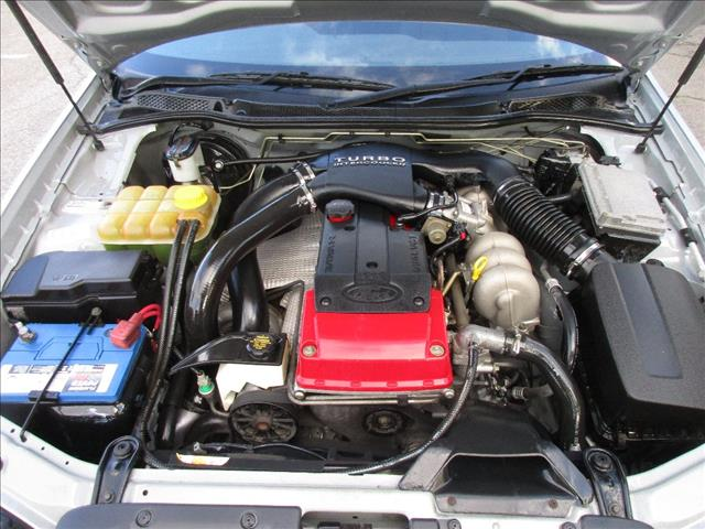 2005 FORD FALCON XR6T BA MKII 4D SEDAN