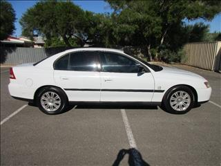 2004 HOLDEN COMMODORE EXECUTIVE VYII 4D SEDAN