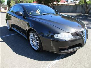 2006 ALFA ROMEO GT JTS SELESPEED 2D COUPE