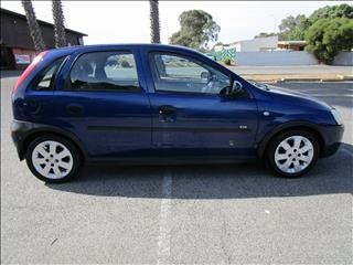 2004 HOLDEN BARINA CD XC MY04 5D HATCHBACK