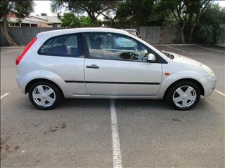 2005 FORD FIESTA ZETEC WP 3D HATCHBACK