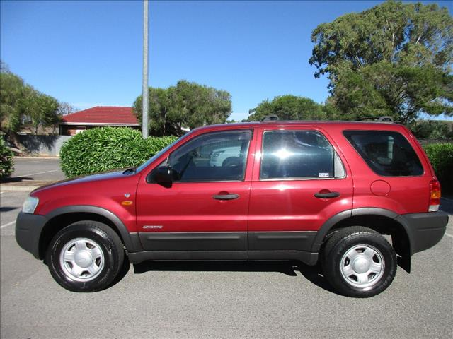 2003 FORD ESCAPE XLS BA 4D WAGON