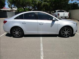 2010 HOLDEN CRUZE CD JG 4D SEDAN