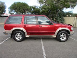 2000 FORD EXPLORER XLT (4x4) UQ 4D WAGON