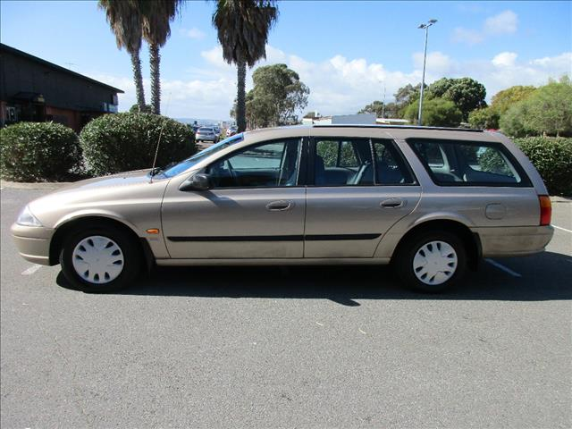 2000 FORD FALCON FORTE AUII 4D WAGON