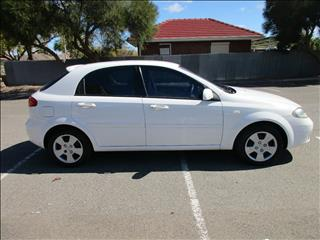 2006 HOLDEN VIVA JF MY07 5D HATCHBACK