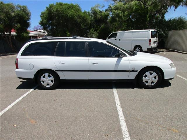 2003 HOLDEN COMMODORE EXECUTIVE VYII 4D WAGON