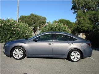 2008 MAZDA MAZDA6 LUXURY GH 5D HATCHBACK
