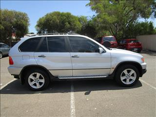 2003 BMW X5 3.0i E53 4D WAGON